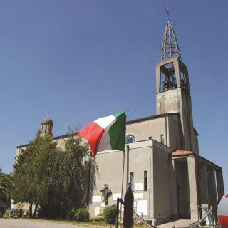 Sacrario of Varzi Cella