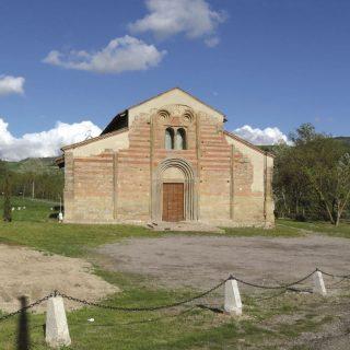 Romanische Kirche San Zaccaria