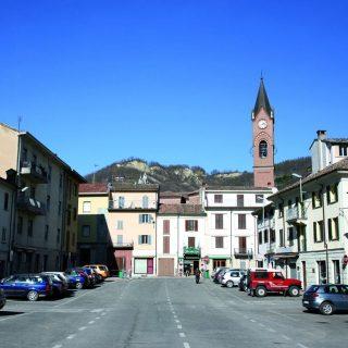 Godiasco - Market Square